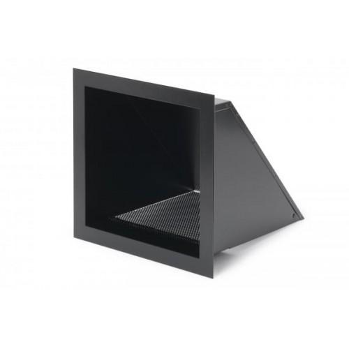 Grille de coffrage SOHO noir 220 x 220 mm