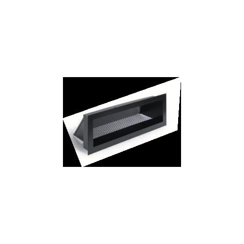 Grille de coffrage SOHO noir 370 x 130 mm