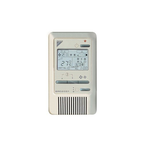 Télécommande filaire Daikin BRC2C51 pour climatisation Daikin
