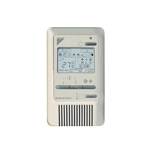 Télécommande filaire simplifiée Daikin BRC2C51