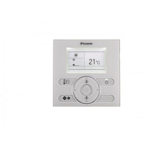Télécommande filaire simplifiée sans sélection de mode Daikin BRC3E52C