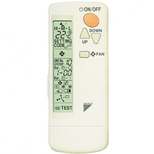 Télécommande individuelle infrarouge Daikin BRC7EB530W