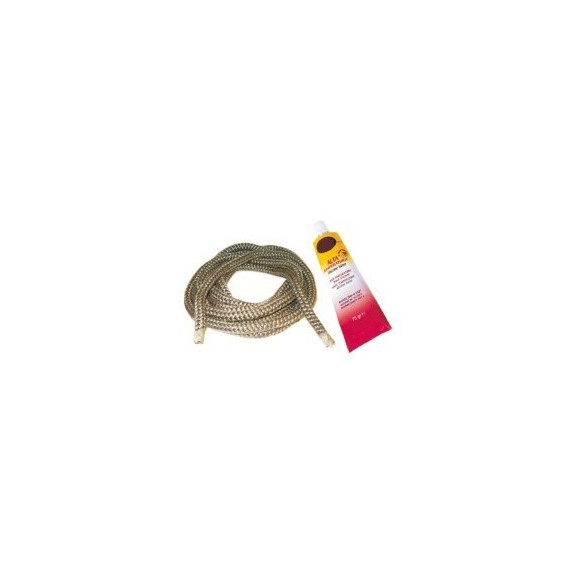 Kit remplacement cordon (cordon + silicone) Ø 10 mm RED