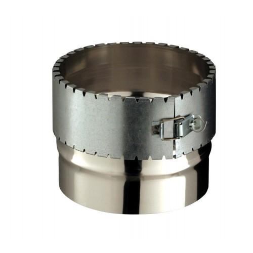 Raccord à griffe sur tuyaux Inox RF