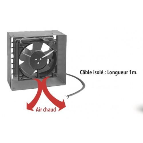 Ventilateur de hotte PULSO K