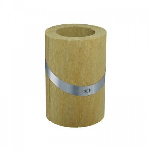 COQISOL...70 41 à 70% Coquille isolante rampant Ø 80 et Ø 100