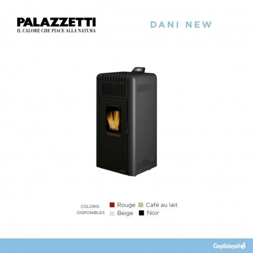 Palazzetti Dani New 6 kW - Porte en Verre