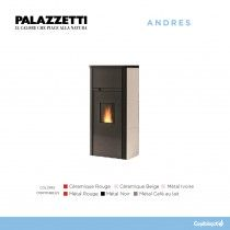 Palazzetti Andres - Pro 3