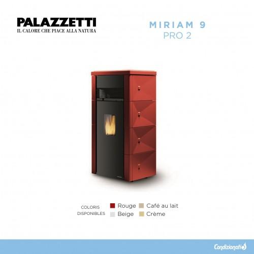 Palazzetti Miriam 9 Pro 2