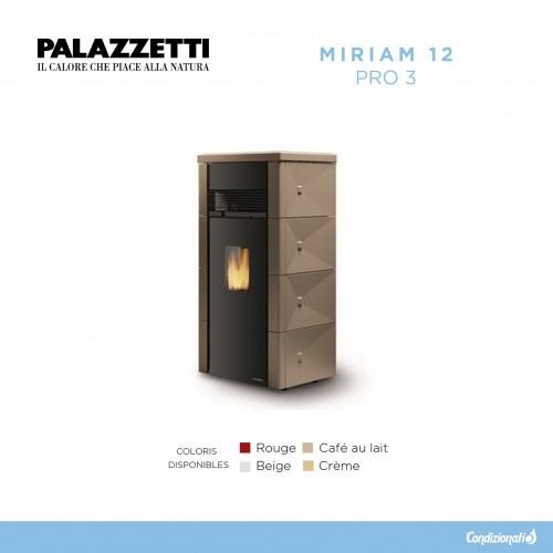 Palazzetti Miriam 12 Pro 3