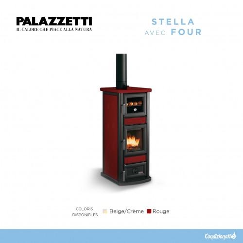 Palazzetti Stella avec four