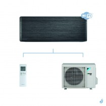 DAIKIN climatisation mono split mural gaz R32 Stylish Blackwood FTXA-AT 2kW WiFi FTXA20AT RXA20A A+++