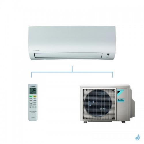DAIKIN climatisation mono split mural gaz R32 Comfora FTXP-L 2.5kW FTXP25L RXP25L A++
