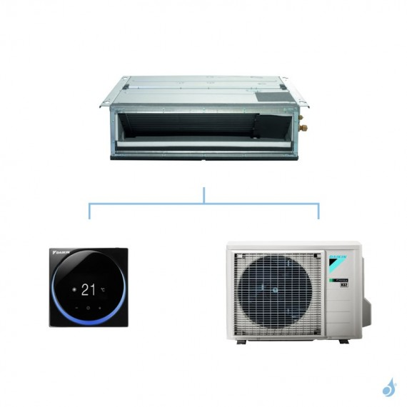 DAIKIN climatisation mono split gainable gaz R32 gainable FDXM-F 6kW FDXM60F RXM60N A