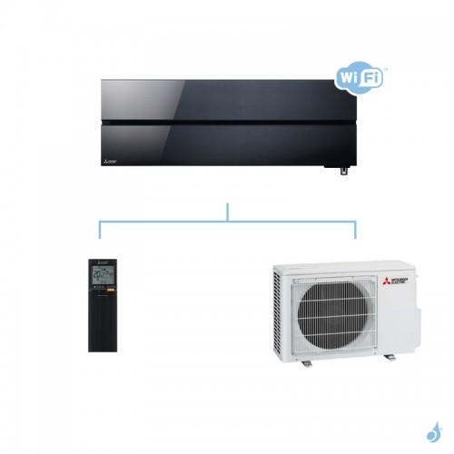 MITSUBISHI climatisation mono split mural gaz R32 Design De Luxe MSZ-LN 3,5kW WiFi MSZ-LN35VGV + MUZ-LN35VGZ A+++