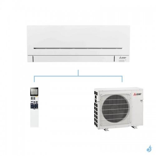 MITSUBISHI climatisation mono split gaz R32 mural compact MSZ-AP 5kW MSZ-AP50VG + MUZ-AP50VGH A++