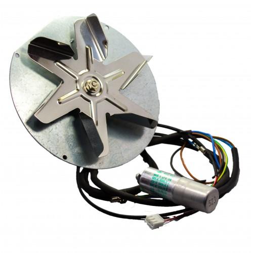 Extracteur ventilateur moteur des fumées Extraflame