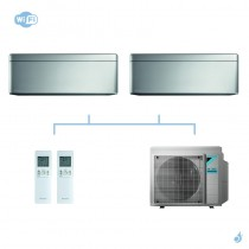 Climatiseur Daikin bi split CTXA15AS FTXA20AS 3MXM40N 4kW A+++