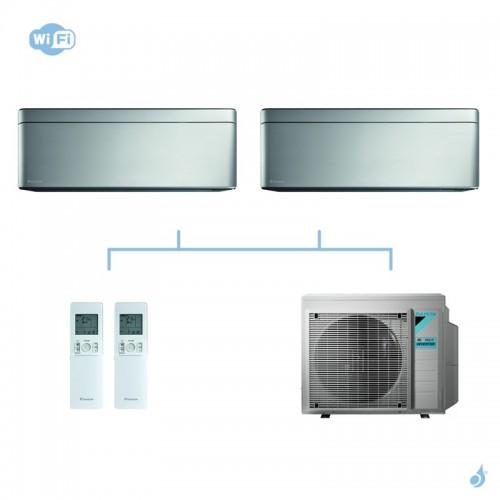 Climatiseur Daikin bi split CTXA15AS FTXA25AS 3MXM40N 4kW A+++