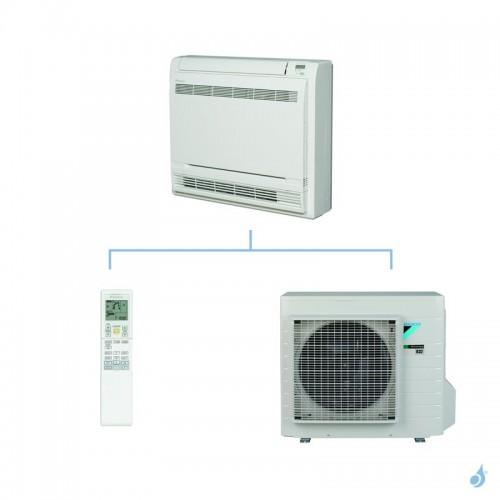 DAIKIN climatisation mono split console gaz R32 Console Double Flux FVXM-F 5kW FVXM50F RXM50N A++