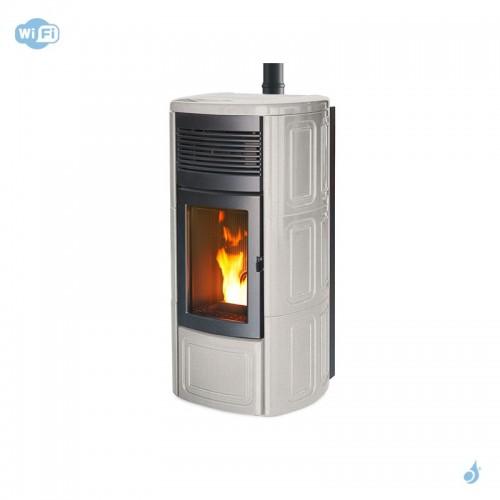 MCZ Suite Air 10 UP! M1 UF poêle à granulés ventilé étanche 10 kW A+