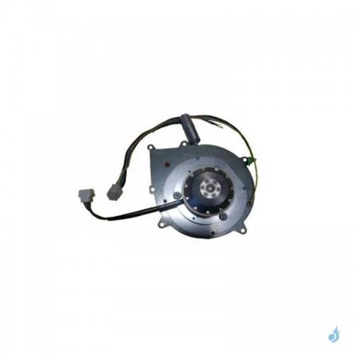 Extracteur fumées EBM R2E150 avec kit câblage et bride 6 trous pour modèle Ravelli
