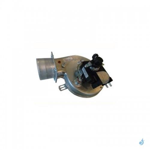 Extracteur fumées pour ECO pour modèle Ravelli Young 60 80 110