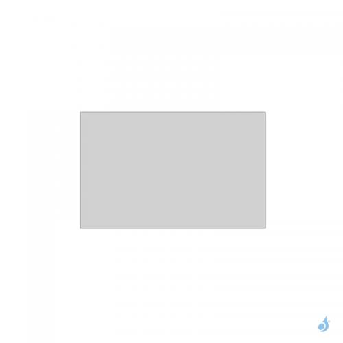 Vitre de porte intérieure pour poêle à granulés Ravelli HRB160