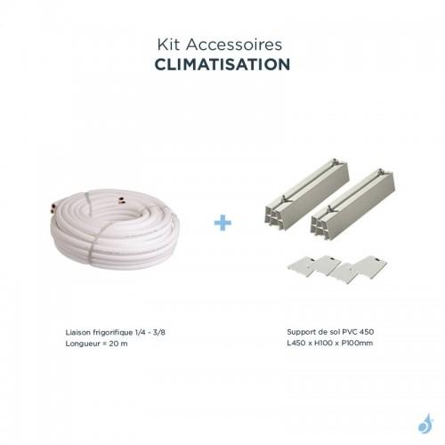 Kit de pose pour climatisation KPC1