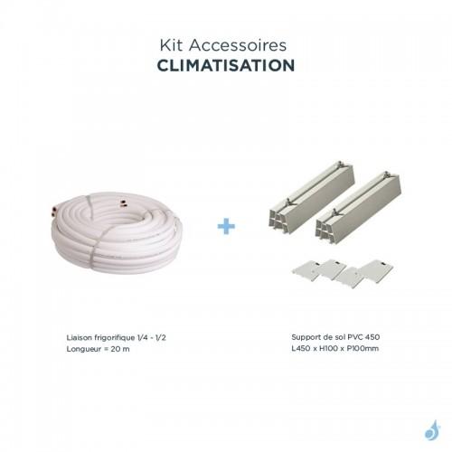 Kit de pose pour climatisation KPC2