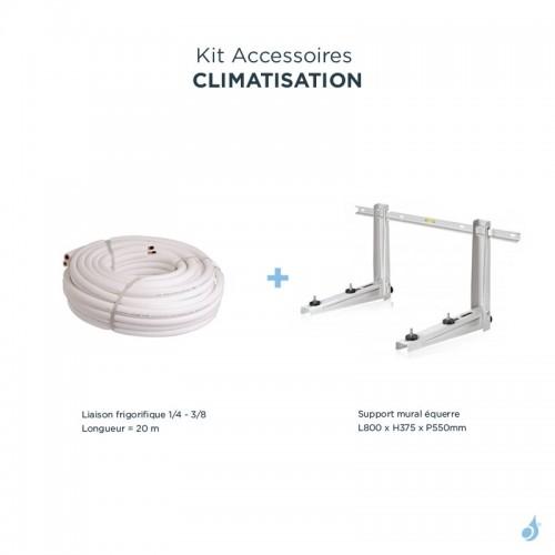 Kit de pose pour climatisation KPC3