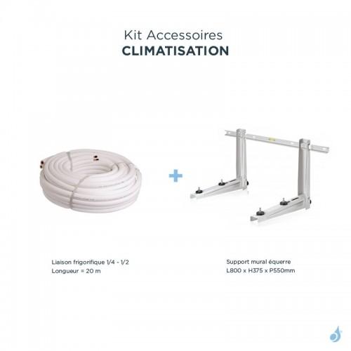Kit de pose pour climatisation KPC4