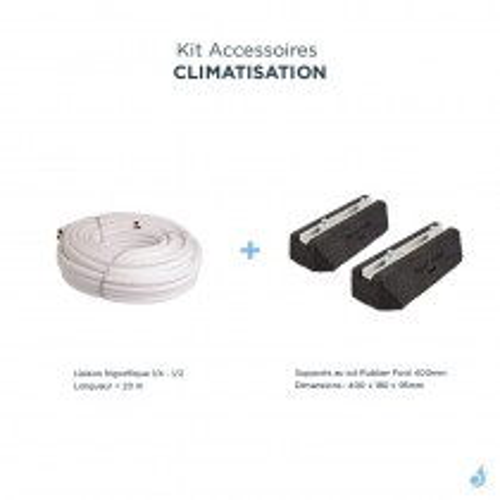 Kit de pose pour climatisation KPC6