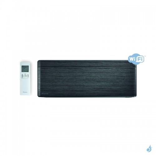 DAIKIN climatisation murale Stylish Blackwood gaz R32 WiFi FTXA42AT 4,2kW A++