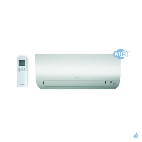 DAIKIN climatisation murale Perfera gaz R32 WiFi FTXM25N 2,5kW A+++