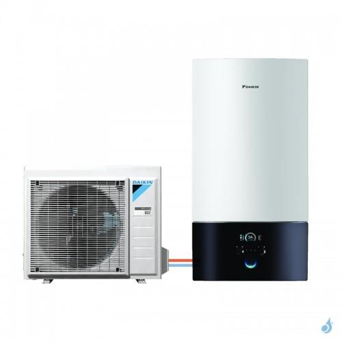 Pompe à chaleur DAIKIN Altherma 3 R W moyenne température gaz R-32 taille 4 ERGA04DV + EHBH04D6V 4kW A+++
