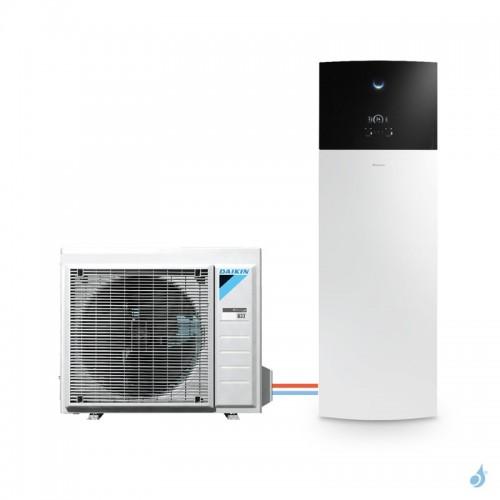 Pompe à chaleur DAIKIN Altherma 3 R F moyenne température gaz R-32 taille 6 ERGA06DV + EHVH08S18D6V 6kW ECS 180L A+++
