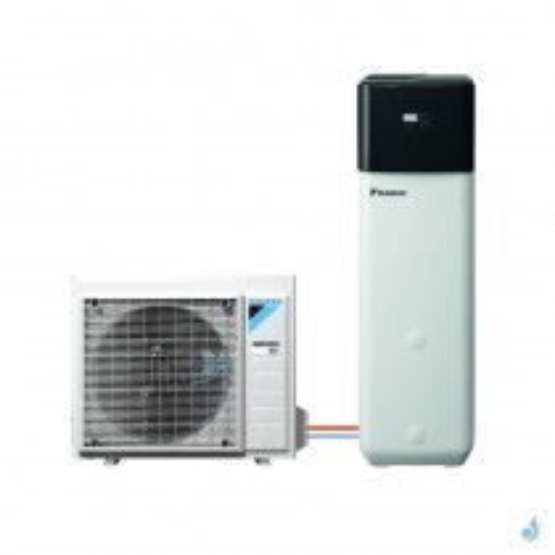 Pompe à chaleur DAIKIN Altherma 3 R ECH2O STD moyenne température gaz R-32 taille 6 ERGA06DV + EHSH08P30D2 6kW 300L A+++