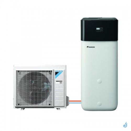 Pompe à chaleur DAIKIN Altherma 3 R ECH2O Bivalent moyenne température gaz R-32 taille 8 ERGA08DV + EHSHB08P50D 7kW 500L A+++