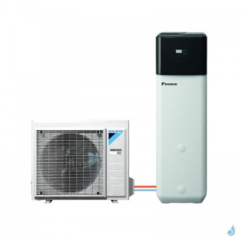 Pompe à chaleur DAIKIN Altherma 3 R ECH2O STD moyenne température gaz R-32 taille 8 ERGA08DV + EHSX08P30D2 7kW 300L A+++