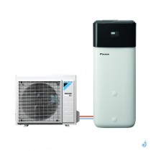 Pompe à chaleur DAIKIN Altherma 3 R ECH2O Bivalent moyenne température gaz R-32 taille 4 ERGA04DV + EHSXB04P50D 4kW 500L A+++