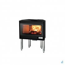 Jolly Mec Superjolly Evo 68 Basic 4S cheminée à bois canalisable 8kW A