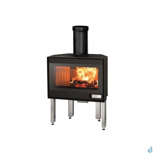 Jolly Mec Superjolly Evo Plus 4S cheminée à bois canalisable 11,5kW A+