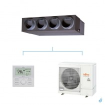FUJITSU climatisation mono split (3Ph) gainable KMLA gaz R32 Performance 9,5kW ARXG36KMLA + AOYG36KRTA A++