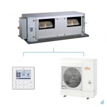 FUJITSU climatisation mono split (3Ph) gainable haute pression KHTA gaz R32 performance 12,1kW ARXG45KHTA + AOYG45KRTA B