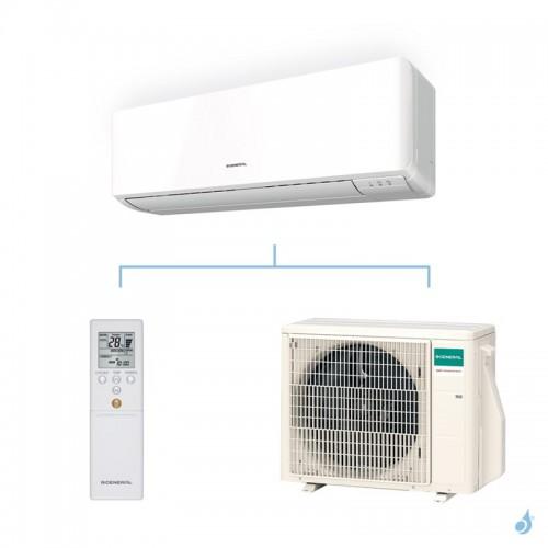 General climatisation mono split mural KMTA gaz R32 Performance 4,2kW ASHG14KMTA + AOHG14KMTA A++