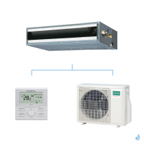 General climatisation mono split gainable Compact KLLAP gaz R32 Performance 5,2kW ARXG18KLLAP + AOHG18KBTB A++