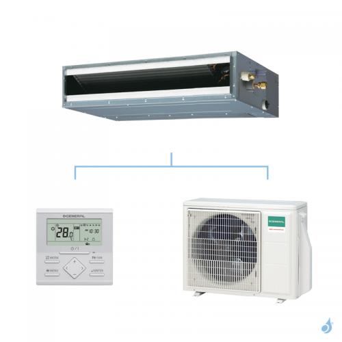 General climatisation mono split gainable Compact KLLAP gaz R32 Original 5,2kW ARXG18KLLAP + AOHG18KATA A+