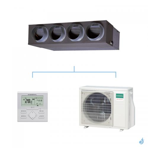 GENERAL climatisation mono split gainable KMLA gaz R32 Original 6,8kW ARXG24KMLA + AOHG24KATA A+