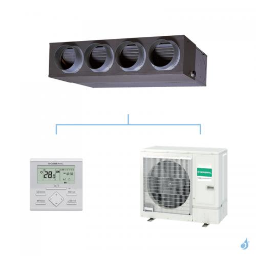 GENERAL climatisation mono split gainable KMLA gaz R32 Original 9,5kW ARXG36KMLA + AOHG36KATA A+